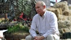 Владимир Путин не стал обещать полицейским низкую инфляцию
