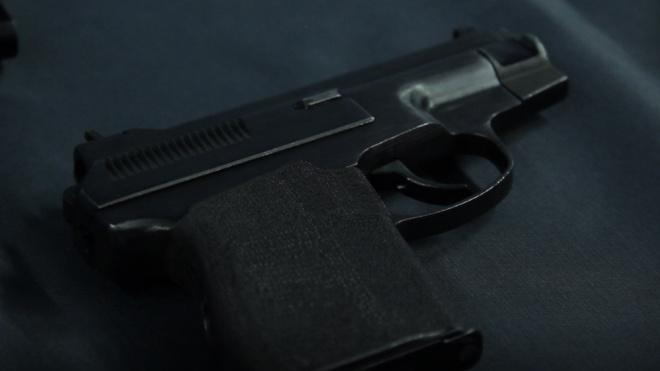 Под Гатчиной мужчина несколько раз выстрелил из пистолета, заступившись за сына