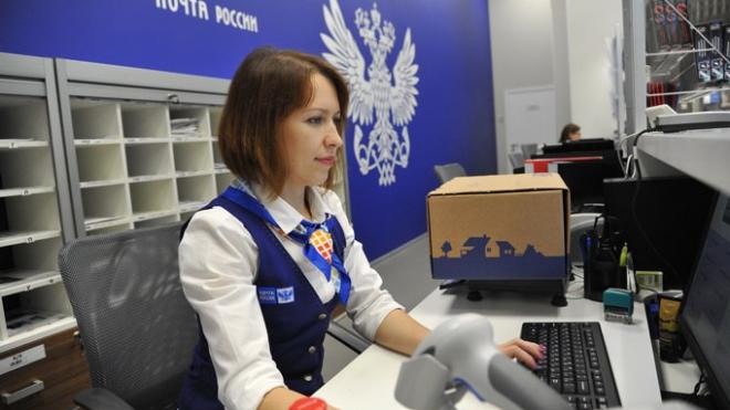 В Петербурге от очередей в Почте России избавят камеры видеонаблюдения