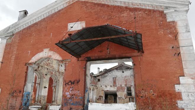 Собственника старинной электростанции в Петергофе оштрафовали на 660 тысяч