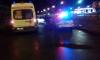 В Колпино жестко столкнулись четыре машины