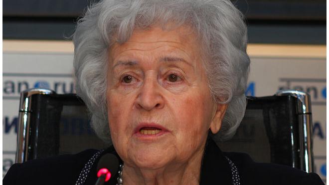 Ирина Антонова покинула пост главы Пушкинского музея