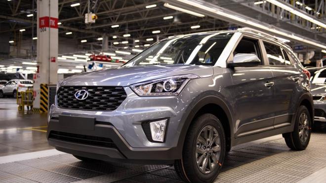 Петербургский завод Hyundai возобновит работу в двухсменном режиме