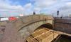 Ремонт на Верхнем Лебяжьем мосту в Петербурге завершен наполовину