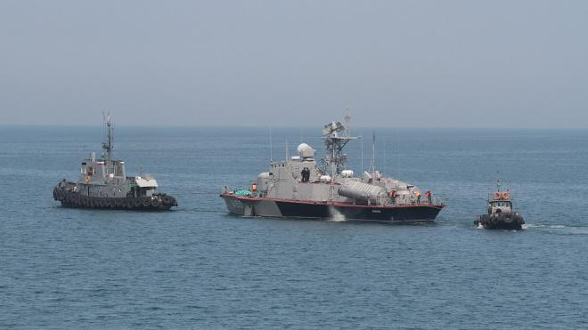 Трибунал ООН: России придётся вернуть арестованных украинских моряков и корабли