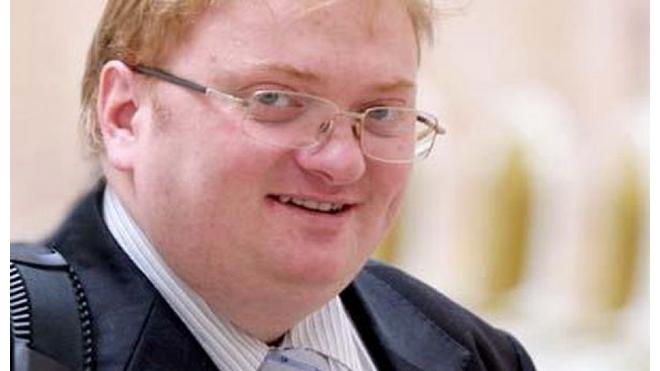 Виталий Милонов: геи набирают рекрутов