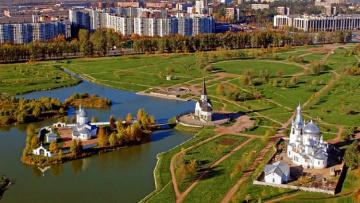 Пулковский парк обустроят к 2020 году
