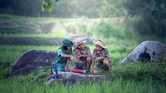 Детский отдых в Выборге признан самым лучшим