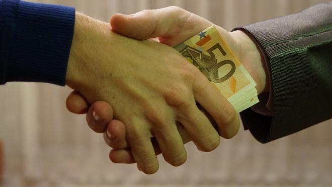 Доцент кафедры  петербургского университета отдаст 800 тыс. штрафа за взятки