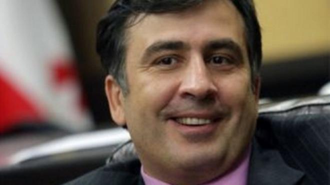 Саакашвили: Яценюк с Аваковым требуют, чтобы я покинул страну