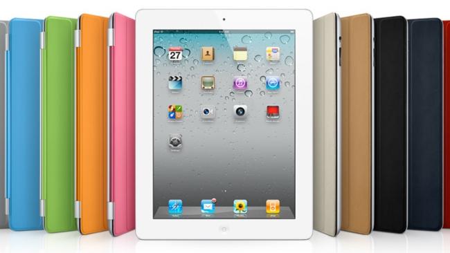 На заводе комплектующих для Apple iPad 2 произошел взрыв