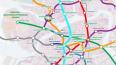 Утверждены названия четырех новых станций метро
