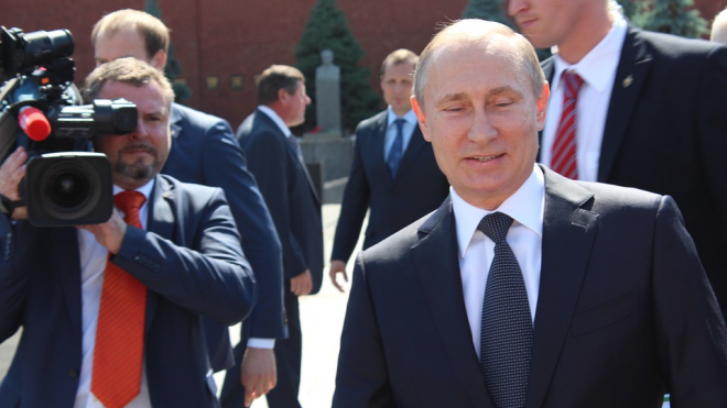Владимир Путин проведет день рождения с родными и друзьями