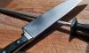 В Пушкинском районе мужчина напал на своего друга с ножом