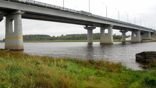 Мост через реку Волхов капитально отремонтируют