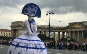 Международный фестиваль цветов в Петербурге. Как это было