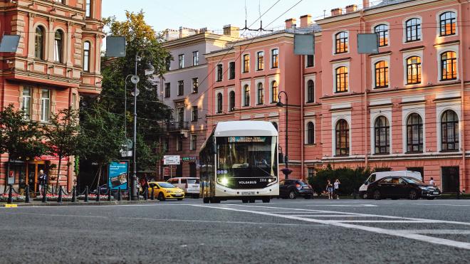 Центральный район в Петербурге станет первым в обсуждении транспортной реформы