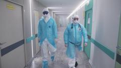 Третья волна коронавируса может захватить Петербург в конце апреля