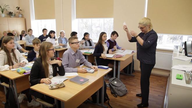 В Петербурге стартовал второй этап записи детей в первые классы школ