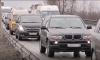 Понедельник в Петербурге отметился  полупустыми дорогами