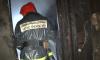 В пожаре в Петроградском районе погибла женщина и пострадал ребенок