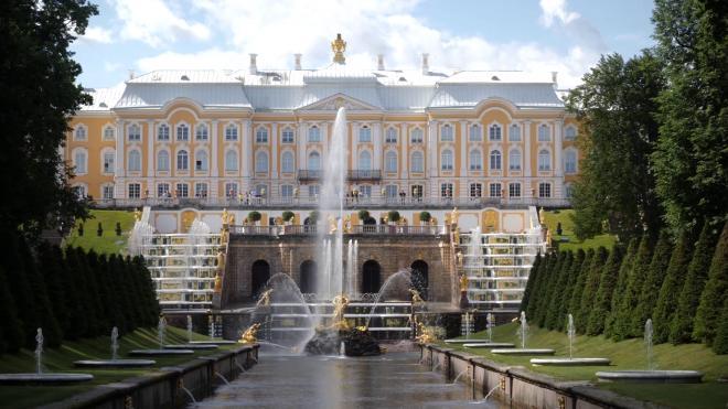Петербургские фонтаны отключают на зиму