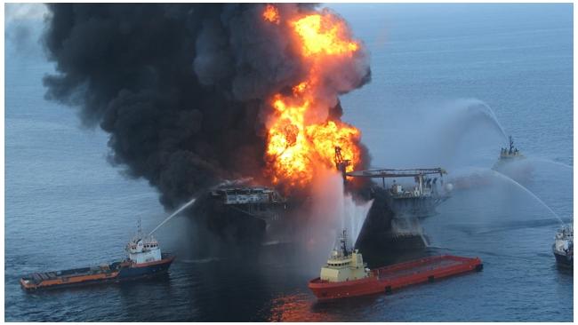 Руководство British Petroleum дает показания по делу об утечке 5 млн баррелей нефти в Мексиканском заливе
