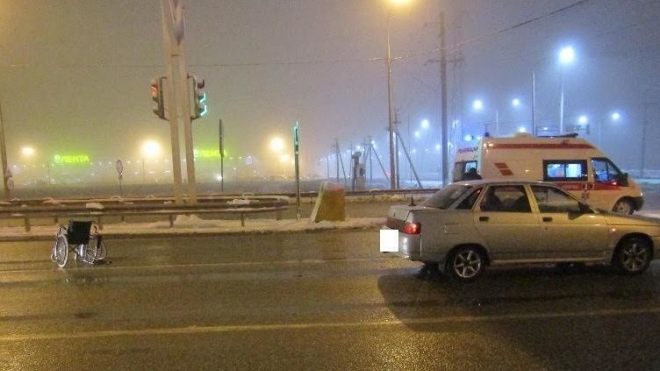 ДТП: инвалид угодил под колеса ВАЗа в Ставрополе