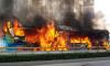 В ДТП с автобусом и бензовозом в Индии погибли 44 человека