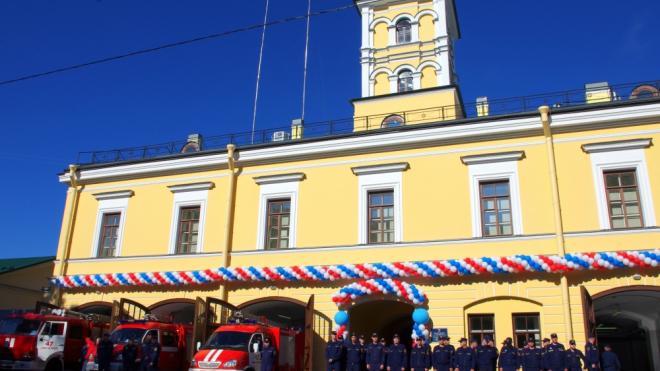 Минстрой изменил правила проектирования пожарных депо