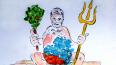 Петербургская художница нарисовала голого Порошенко ...