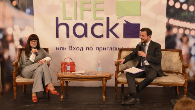 """""""Идите в актеры, только если не можете без этого жить"""" – Нонна Гришаева на творческой встрече ответила на вопросы молодежи"""