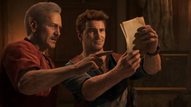 Появились фотографии со съемок экранизации игры Uncharted