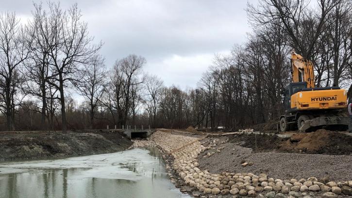 Фонтанный комплекс Петергофа готовят к майскому открытию