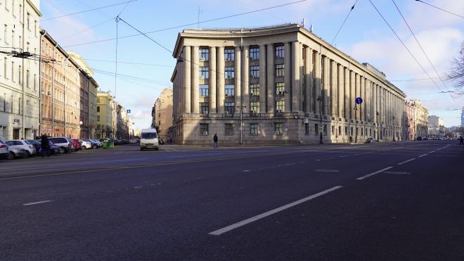 Здание Академии легкой промышленности на Суворовском будет отреставрировано