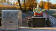 В Царском Селе моют и закрывают статуи на зимовку (фото)