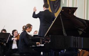 Концерт Александра Лубянцева