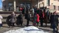 Больше 100 человек эвакуировали из здания Невского ...