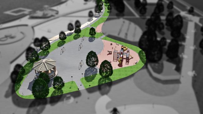 В апреле-октябре пройдут работы по благоустройству парка в городе Сясьстрой Волховского района