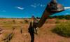 Оживили динозавра: японцы собрали крупнейший скелет древнего ящера