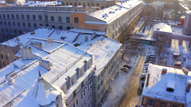 Во вторник в Петербурге похолодает до -19 градусов ночью