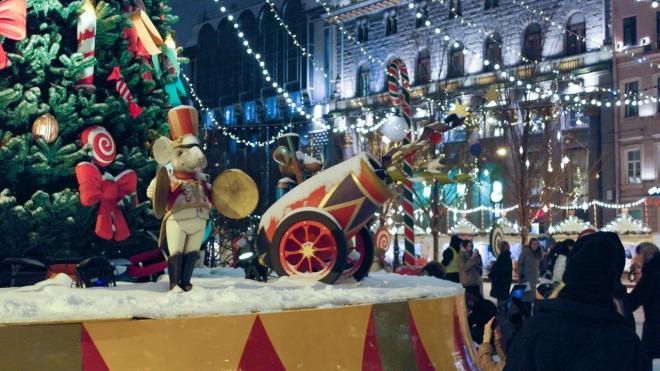 Петербург впервые встретит Новый год в онлайн-формате