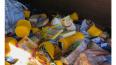 На границе Петербурга изъяли полтонны продуктов
