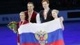 Российские фигуристы снова побеждают на ЧЕ