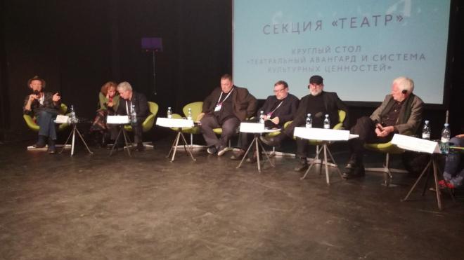 Театралы на Культурном форуме хотят создать петицию в поддержку Серебренникова