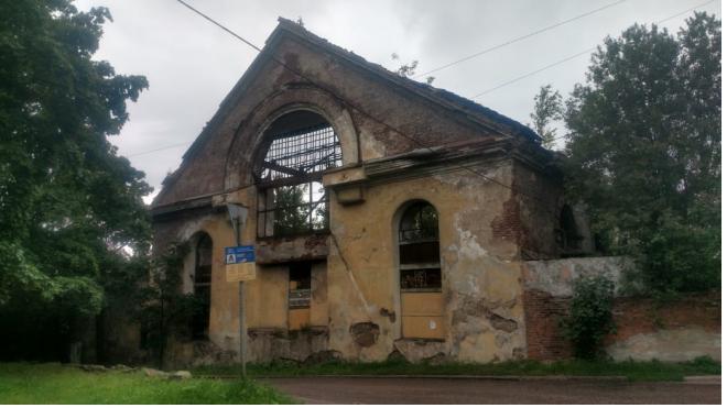 Жители Выборга примут участие в восстановлении Доминиканского монастыря