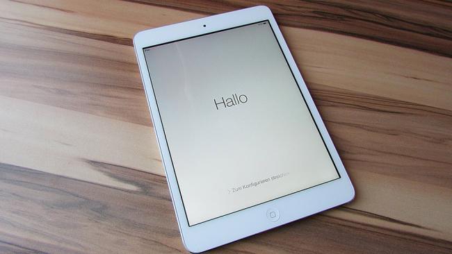 Apple представит новые iPad в апреле