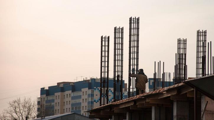 В январе в Петербурге ввели в эксплуатацию свыше 457 тысяч квадратных метров жилья