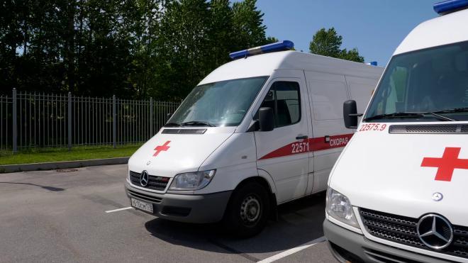 В ДТП в Тихвинском районе Ленобласти погибли два человека