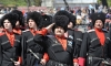 Казаки с гаджетами охраняют московские суды от басурман